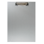 Клипборд Buromax, А4, PVC, серый (BM.3411-09)
