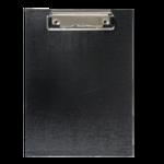Клипборд Buromax, А5, PVC, черный (BM.3413-01)