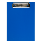 Клипборд Buromax, А5, PVC, темно-сини (BM.3413-03)