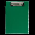 Клипборд Buromax, А5, PVC, зеленый (BM.3413-04)