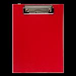 Клипборд Buromax, А5, PVC, красный (BM.3413-05)