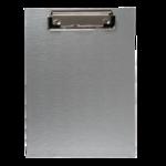 Клипборд Buromax, А5, PVC, серый (BM.3413-09)