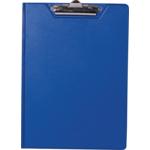 Клипборд Buromax, А4, PVC, темно-синий (BM.3415-03)