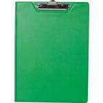 Клипборд Buromax, А4, PVC, зеленый (BM.3415-04)