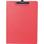 Клипборд Buromax, А4, PVC, красный (BM.3415-05)