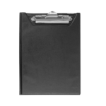 Клипборд Buromax, А5, PVC, черный (BM.3417-01)