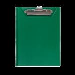Клипборд Buromax, А5, PVC, зеленый (BM.3417-04)