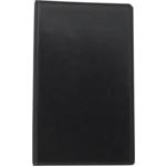 Визитница Buromax, 200 визиток, черный (BM.3561-01)