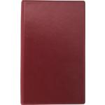 Визитница Buromax, 200 визиток, бордовый (BM.3561-13)
