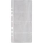 Файл для 8 визиток Buromax, 127 х 242 мм, PVC (BM.3592), 10 шт