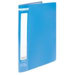 Папка с 10 файлами Buromax Jobmax, А4, синий (BM.3600-02)