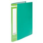 Папка с 10 файлами Buromax Jobmax, А4, зеленый (BM.3600-04)
