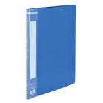 Папка с 10 файлами Buromax, А4, синий (BM.3601-02)