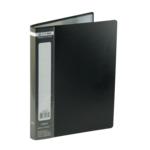 Папка с 20 файлами Buromax, А5, черный (BM.3604-01)