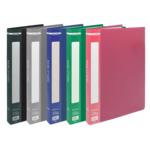 Папка с 20 файлами Buromax, А5, ассорти (BM.3604-99)