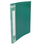 Папка с 20 файлами Buromax, А4, зеленый (BM.3606-04)