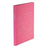 Папка с 20 файлами Buromax Barocco, А4, розовый (BM.3607-10)