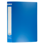 Папка с 30 файлами Buromax Jobmax, А4, синий (BM.3611-02)