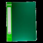 Папка с 30 файлами Buromax Jobmax, А4, зеленый (BM.3611-04)