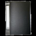 Папка с 30 файлами Buromax Jobmax, А4, черный (BM.3611-01)