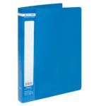 Папка с 40 файлами Buromax Jobmax, А4, синий (BM.3616-02)
