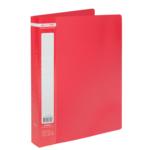 Папка с 40 файлами Buromax Jobmax, А4, красный (BM.3616-05)