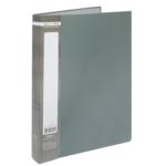 Папка с 40 файлами Buromax Jobmax, А4, серый (BM.3616-09)