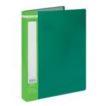 Папка с 60 файлами Buromax Jobmax, А4, зеленый (BM.3621-04)