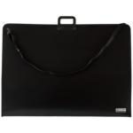 Портфель пластиковий Buromax Professional, А1, черный (BM.3729-01)