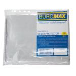 Файл для документов Buromax, JOBMAX, А4+, 30 мкм, 100 шт. в упаковке (BM.3800-y)