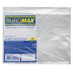 Файл для документов Buromax, JOBMAX, А4+, 40 мкм, 100 шт. в упаковке (BM.3805-y)