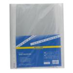 Файлы для документов Buromax, А4+, глянцевый, 50 мкн, 100 шт (BM.3815)