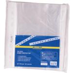 Файлы для документов Buromax, А5, глянцевый, 40 мкн, 100 шт (BM.3845)