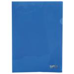 Папка-уголок Buromax Jobmax, А4, синий (BM.3853-02)