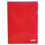 Папка-уголок Buromax Jobmax, А4, красный (BM.3853-05)
