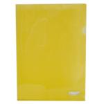 Папка-уголок Buromax Jobmax, А4, желтый (BM.3853-08)