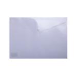 Папка-конверт на кнопке Buromax, A4, прозрачный (BM.3926-00)