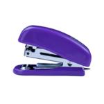 Степлер Buromax, скобы №10, фиолетовый (BM.4125-07)