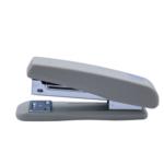 Степлер Buromax Rubber Touch, скобы №24/6, 20 л, серый (BM.4205-09)