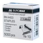 Скобы для степлера №10 Buromax Jobmax, 5000 шт (BM.4400)