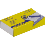 Скобы для степлера №24/6 Buromax Люкс, 1000 шт (BM.4412)