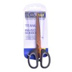 Ножницы офисные Buromax Titan, 163мм, серые вставки (BM.4537-09)