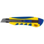 Нож универсальный Buromax, 18 мм, пласт. корпус (BM.4618)