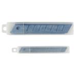 Лезвия к канцелярским ножам Buromax, 9 мм, 10 шт (BM.4690)