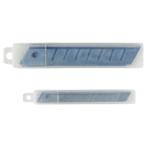 Лезвия к канцелярским ножам Buromax, 18 мм, 10 шт (BM.4691)