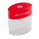 Точилка для карандашей с контейнером Buromax, пластик (BM.4752)