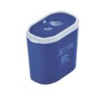 Точилка для карандашей с контейнером Buromax, пластик, 2 отверстия (BM.4776)