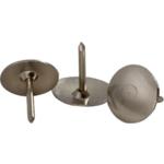 Кнопки никелированные Buromax, 100 шт (BM.5102)