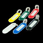 Брелоки для ключей Buromax, 1 шт, ассорти (BM.5473-99)