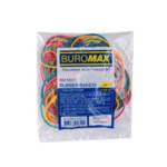 Резинки для денег Buromax Jobmax, 50 г, ассорти (BM.5501)